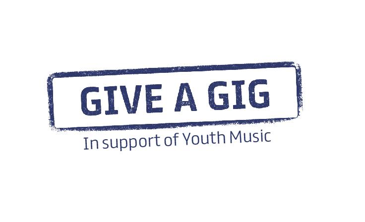 Give a gig logo